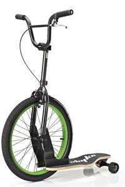 Sbyke P20 für 165€ @Amazon.fr - Ein-Rad meets Skateboard?!?!