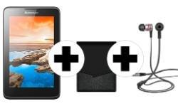 [MM] LENOVO A7-40 1GB/8GB + JBL Kopfhörer + Tablet-Tasche 88,-