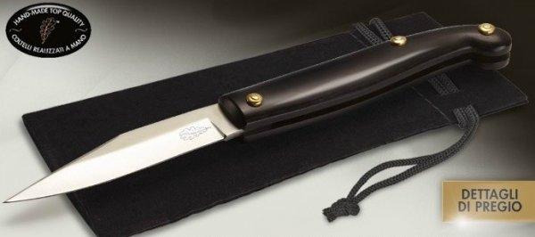 Schickes Taschenmesser, Handarbeit und mit Holzgriff