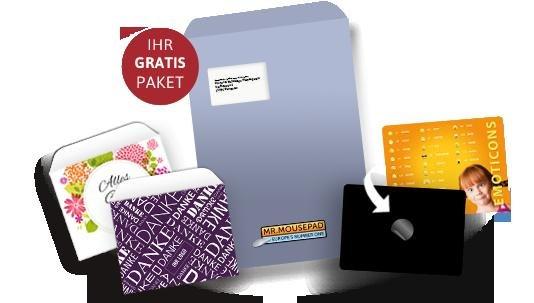 Mr.Mousepad - Gratis Mousepad mit Druck / Mydealz Logo ?