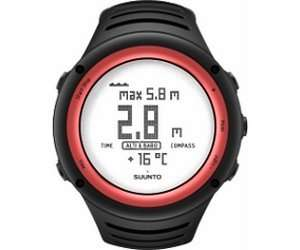 Suunto Core Outdooruhr in lava red bei vente-privee für 129€ statt idealo 179€