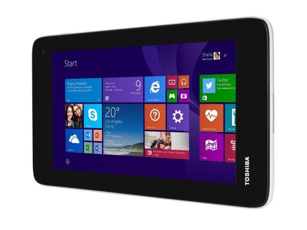 Toshiba Encore Mini WT7-C-100 7Zoll Win 8.1 Tablet plus 1 Jahr Office 365 (1 TB onedrive) @Amazon.uk 95€