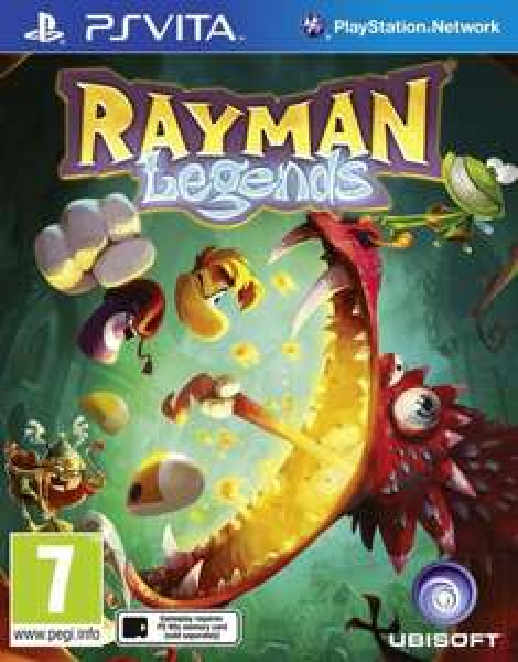 Rayman Legends (PS Vita) für 12,74€ @Amazon.co.uk