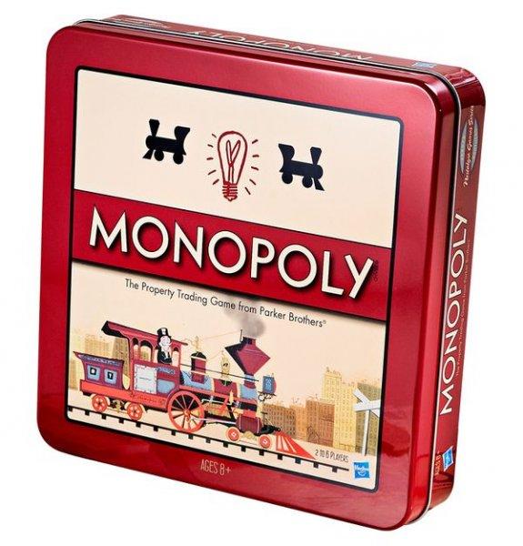 Monopoly Nostalgie Deutsche Ausgabe 15,99