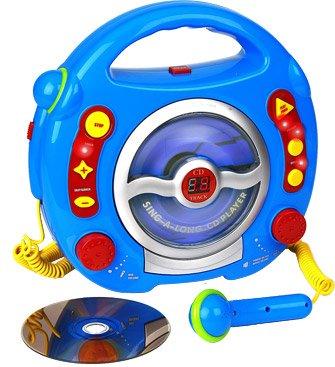 Sing-A-Long CD Player
