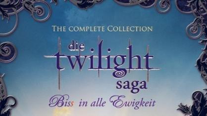 [Amazon.de] Die Twilight Saga - Biss in alle Ewigkeit/The Complete Collection Blu-ray für 17€ + ggf 1,50€ VSK