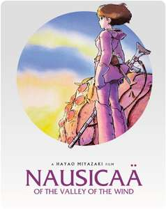 [zavvi.de] Nausicaä of the Valley of the Wind, Ponyo und weitere Studio Ghibli Filme - Steelbook Edition (Blu-ray+DVD) für 11,16 €