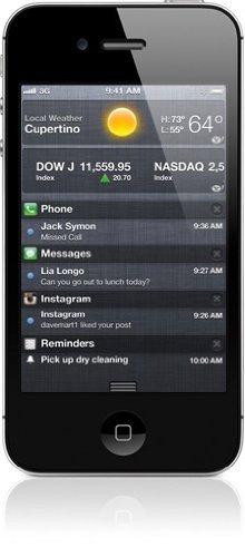 """iPhone 4s 32GB (schwarz oder weiß) für 179€ im Zustand """"gebraucht - sehr gut"""" @reBuy"""