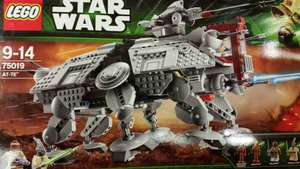 Metro Lego Star Wars 75019 AT-TE