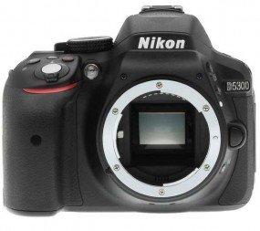 Nikon D5300 Body mit Cashback für 329€