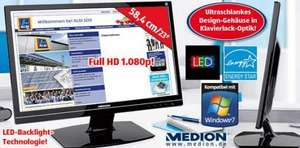 ALDI SÜD LED-Blacklight Monitor MEDION® AKOYA® X54999 58,4 cm/23''