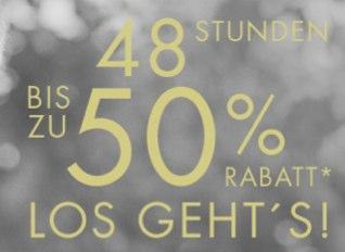 ASOS 48h Rabatt bis zu 50 % auf Herbsttrends