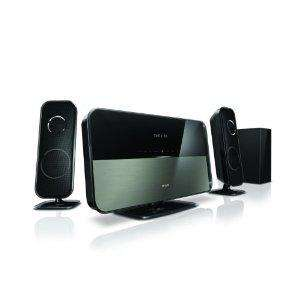 Philips HTS5200 2.1 DVD Heimkino-System - 194 € statt 419,99 €