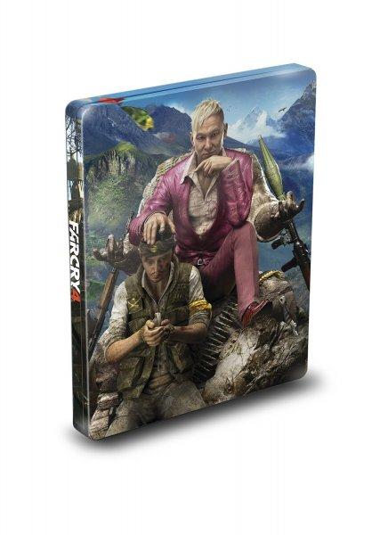 @Amazon Blitzangebote: Far Cry 4 - Limited Steelcase Edition (Playstation 4)