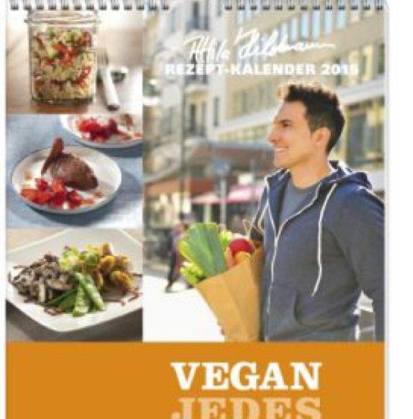 Vegan - Jedes Essen zählt Kalender 2015