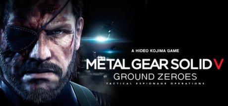 Metal Gear Solid V: Ground Zeroes PC (Steam) über RU