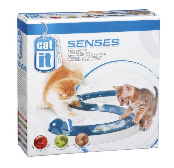 Catit 50730 Senses Spielschiene für Katzen für 8€ + VSK @Amazon