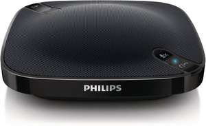 Philips AECS7000E/00 WeCall Bluetooth Konferenzlautsprecher für 75,50€ (VGL: 132€) @Amazon.fr