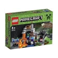 Lego Die Höhle 21113 verfügbar bei lego