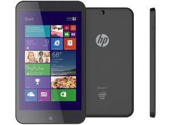 "HP Stream 7 Tablet (Win 8.1, 7"" HD IPS Display 1280 x 800, 1,8 GHz Intel Z3735G, 1 GB Ram, 32 GB HDD) für 109€ HP"