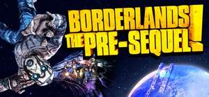 Borderlands: The Pre-Sequel @ funstockdigital.co.uk
