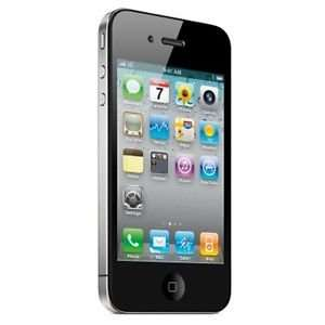 Apple iPhone 4 8GB Smartphone black