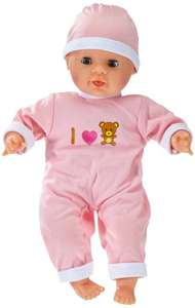 Simba - My Love, Laura Sonnenschein, Baby-Puppe, 38 cm, (105015191) für 8,59€ @amazon.de