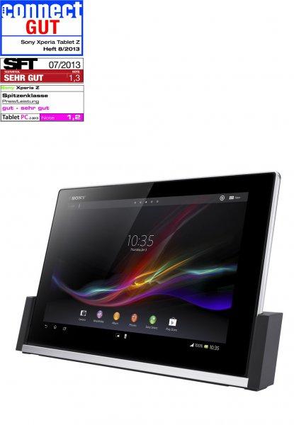 SONY Tablet Xperia Z (32GB) + Dockingstation Cradle