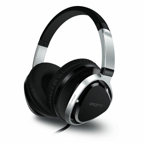 *Update1* Creative Aurvana LIVE!2 Headset Black für 58,09 € @ Cyberport
