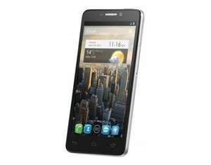 Alcatel OneTouch Idol 6030X Smartphone silver@MeinPaket