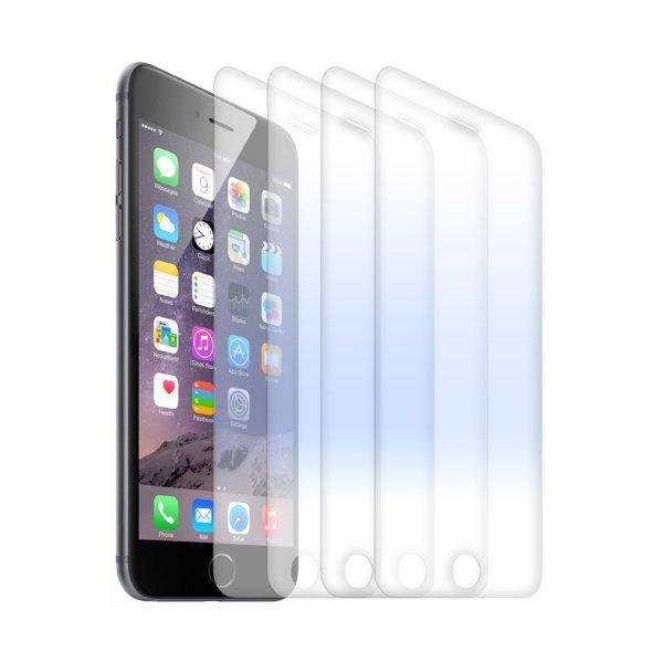 4x iphone 6 displayschutzfolie von weiss für 2eur bei amazon