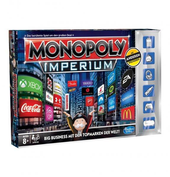 Hasbro - Monopoly Imperium v1.2 - Neue Version - mytoys.de