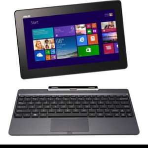 Lokal MM Neuss Asus T100 32GB mit Office Home And Student für 290€