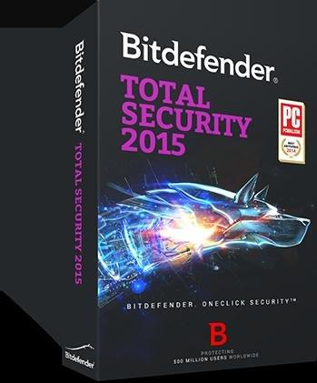 Bitdefender Totalsecurity 2015 1 Jahr kostenlos