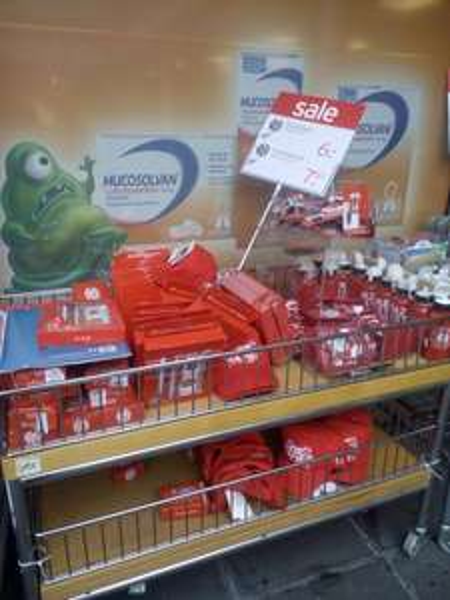(lokal Mainz ) Mainz 05 Fanartikel für Kinder