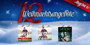 Die 12 Weihnachtsangebote - 10. Angebot im PSN-Store PS3 / PS4 FIFA15 DELUXE TIME!