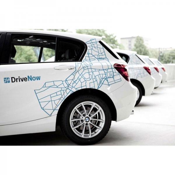 DriveNow Anmeldung für 10 statt 29 Euro
