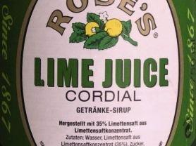 [lokal] Globus Güdingen - Rose's Lime Juice reduziert auf 1,99 EUR