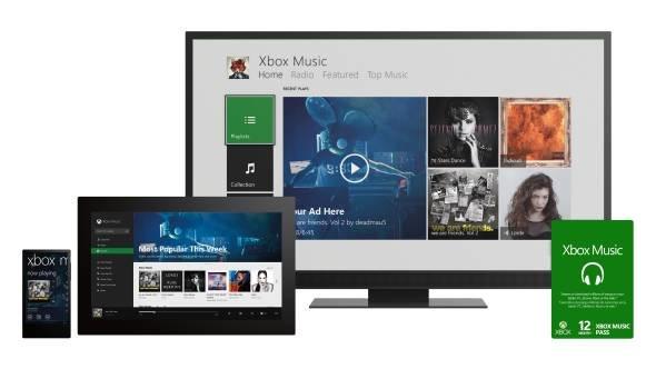 12 Monate XBOX Music Pass für 39 EUR statt 99 EUR direkt von Microsoft
