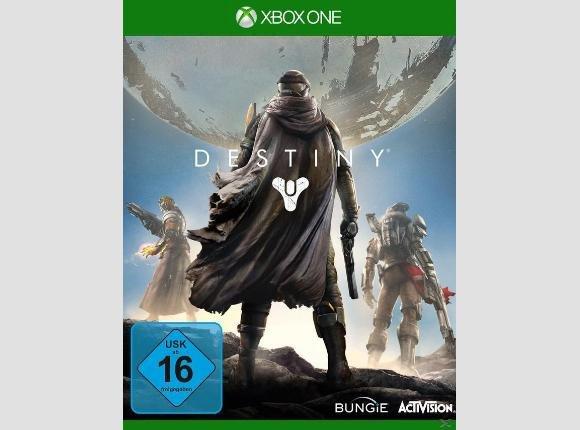 Mediamarkt.de - Destiny Vanguard Edition (PS4/XBONE) 50.99€