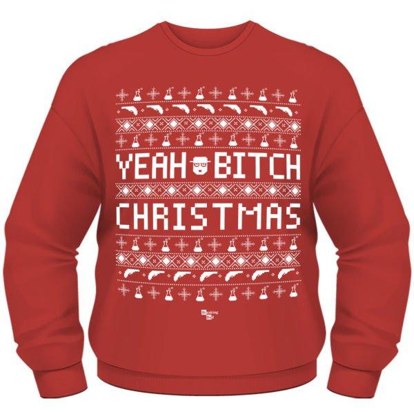 Breaking Bad Sweatshirt - Yeah Bitch