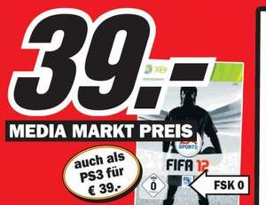 [LOKAL MM OFFENBURG] Fifa 12 | PS3/Xbox360