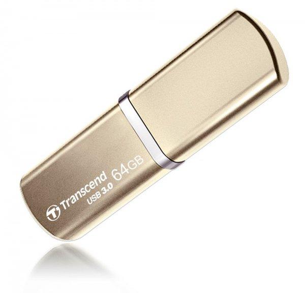"""""""Amazon"""" Transcend JetFlash 820G 64GB USB-Stick (Metallic-Gehäuse, USB 3.0) champagnerfarben """"kostenloser Versand"""""""