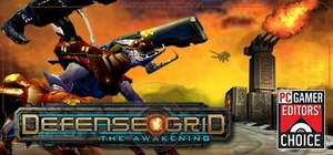 [Steam] Defense Grid: The Awakening sowie DLCs