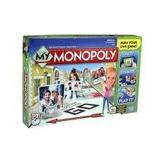 [Amazon.de] [Prime][Blitzangebot] My Monopoly, Familien-Brettspiel deutsche Version  9.99