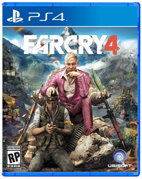 FarCry PS4 US Version für ~ 29 Euro @GameDealDaily als Download Version - wahrscheinlich nur Englisch