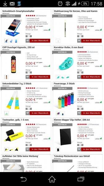 20 Artikel handyhalter Feuerzeugen etc zusammen für 5,97 euro