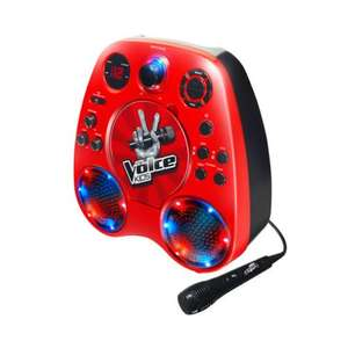 The Voice Kids Karaoke Player Voice of Germany Radio CD Mikrofon für 34,99@ ebay.de