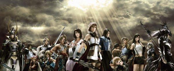 [PC] [Get Games] Final Fantasy Sale- Final Fantasy IV, VII, VIII,  XIII 55% Ersparnis und XIII-2 25%