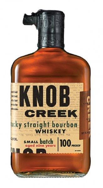 Knob Creek 9 Years Kentucky Straight Bourbon Whisky (1 x 0.7 l)